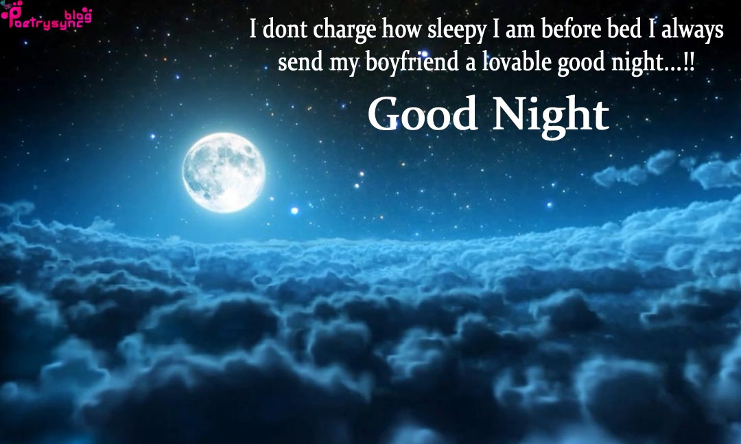 Good Night Moon Star Wish Image Pics Free Good Night Quotes With Night  Wishes