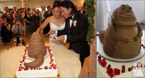 funny anniversery wedding cake design weird images pics free Funny Wedding Cake 41 Funny Bizarre Wedding Anniversary Cake Designs